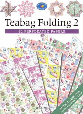 Teabag Folding 2 - 22 Perforated Papers